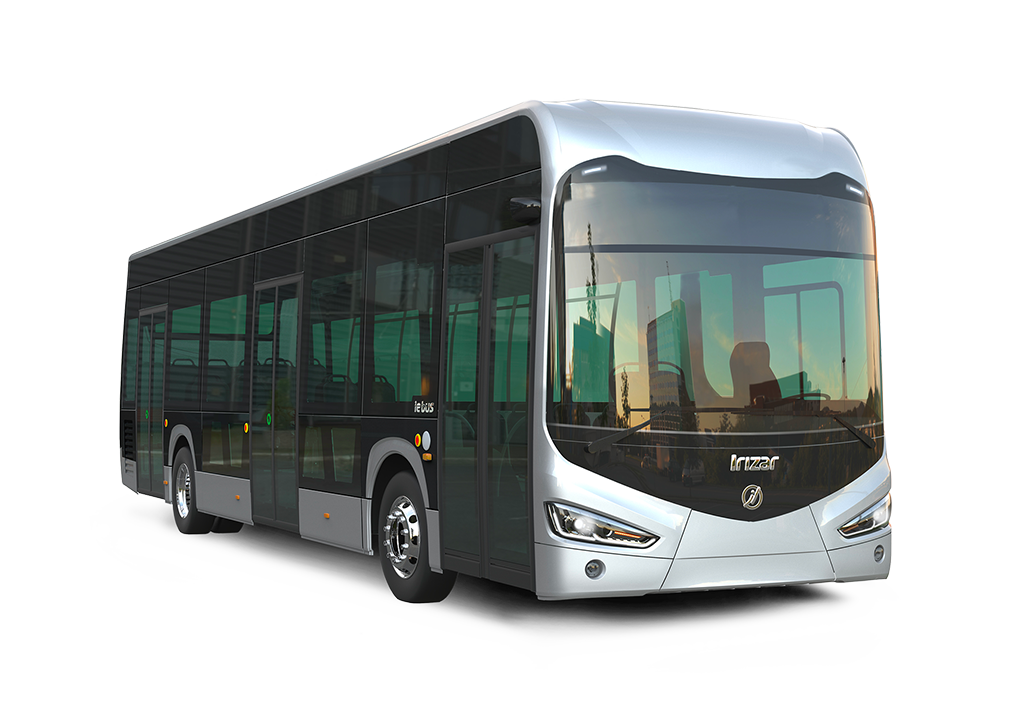 Irizar ie bus
