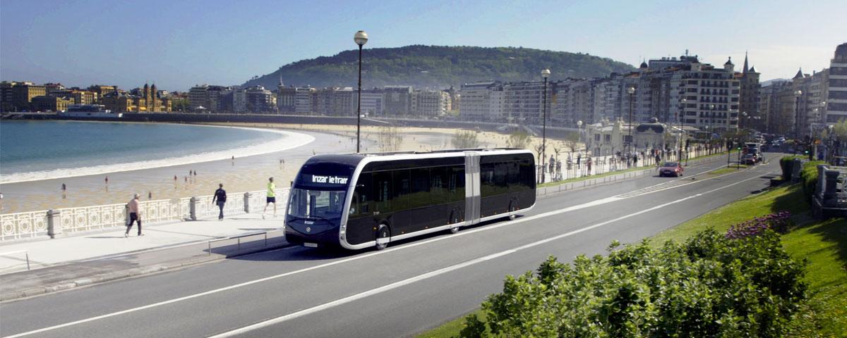Le succès d´Irizar e-mobility continue en France. L´entreprise vient de signer un contrat de 15 bus  Irizar ie tram zéro émission pour la ville d´Aix en Provence