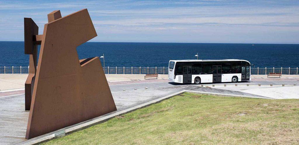 Fabrication du premier autobus 100% électrique zéro émission de 12 mètres
