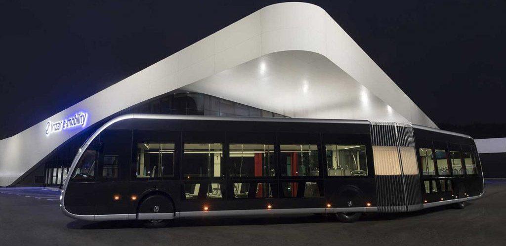Présentation de l'Irizar ie tram