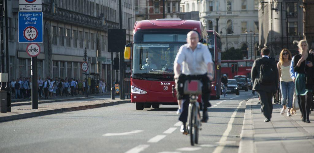 Nos véhicules électriques circulent dans différentes villes européennes