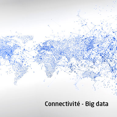 Connectivité---Big-data