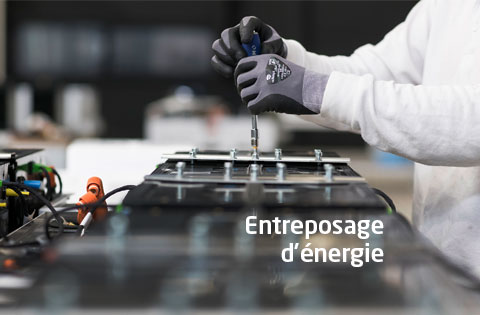 Entreposage-d'énergie