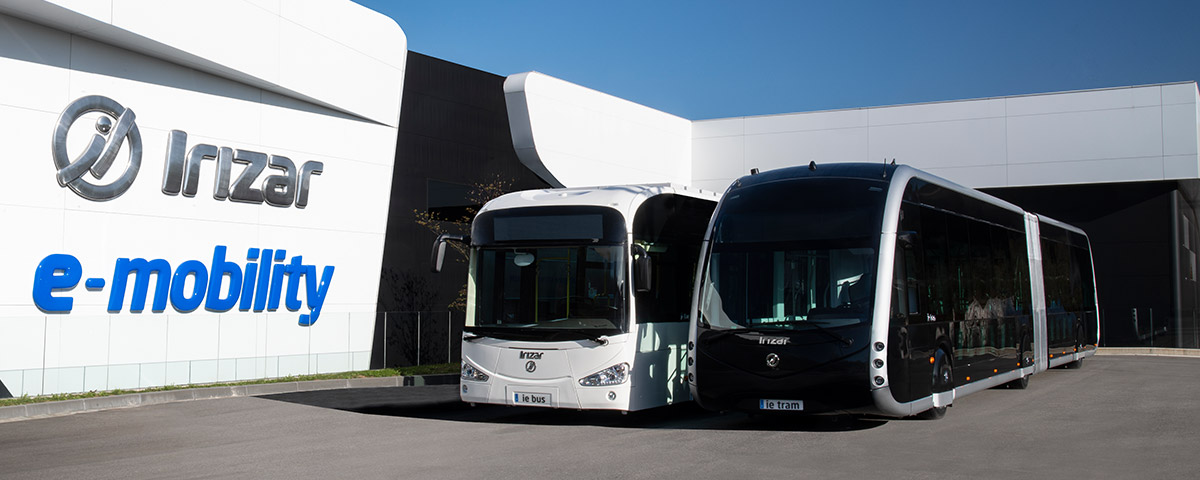 Irizar e-mobility will be attending the UITP Global Public Transport Summit in Stockholm to display its latest advances in technology, design and innovation