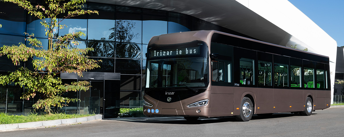 The new generation of the Irizar ie bus, the zero-emissions bus, has now arrived on the market with the latest technological and design innovations