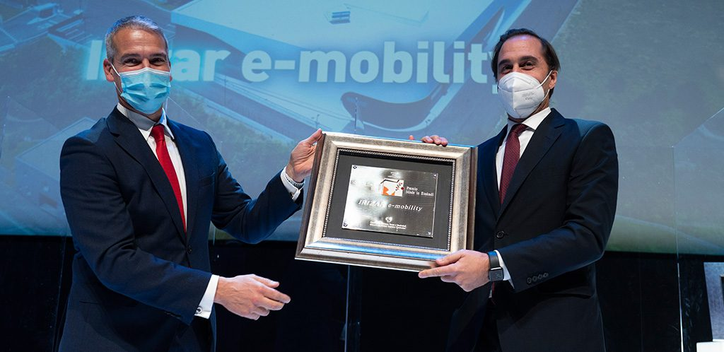 Irizar e-mobility receives several awards